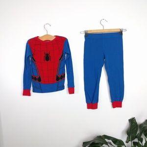 Marvel Spiderman Homecoming Boys Pajamas Size 6